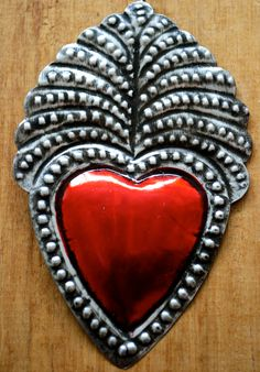 Mexican sacred heart.