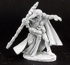 Reaper Miniatures (Elquin, High Elf Adventurer 2974) RPG 25mm Minis