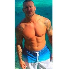 Aside! Excuse, randyorton hot sex picture