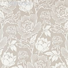 Peony wallpaper from Farrow and Ball - BP 2302