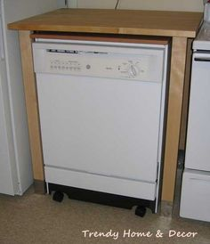 Convert Countertop Microwave To Built In : Countertop Portable Dishwasher in White with 6 Place Settings Capacity