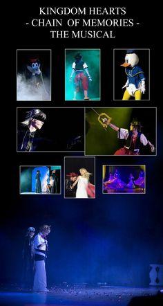 KH:CoM - Musical - Moments II by NanjoKoji.deviantart.com on @deviantART
