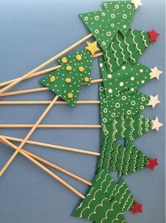 Advent, Kindergarten, Christmas Ornaments, Holiday Decor, Children, Crafts, Ideas, Garden, Creativity