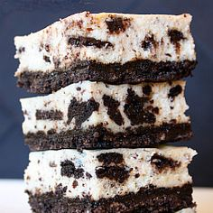 Cookies and Cream Cheesecake Bars | Tasty Kitchen: A Happy Recipe Community!