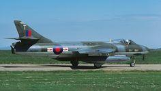 TWU Brawdy Post War Era, Air Force Aircraft, Postwar, Royal Air Force, Royal Navy, Cold War, Military Aircraft, Hunters, Wwii