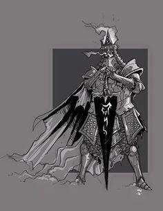 Death Knight by cwalton73 on @DeviantArt