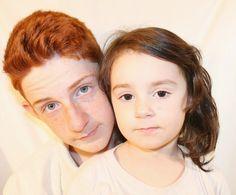 High key - portrait Emiliya and Ivaylo