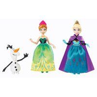 Mattel Disney Frozen Royal Sisters Gift Set