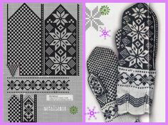Valmuesokker & Poppy socks pattern by Cecilie Kaurin and Linn Bryhn Jacobsen Knitted Mittens Pattern, Crochet Mittens, Afghan Crochet Patterns, Cross Stitch Patterns, Knitting Patterns, Knit Crochet, Knitting Charts, Knitting Stitches, Knitting Accessories