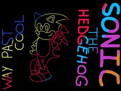 Sonic ... for the video game fan!