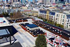 large-scale complex corten steel rooftop planter design Corten Steel Planters, Rooftop, Scale, Travel, Design, Weighing Scale, Rooftops, Viajes, Traveling