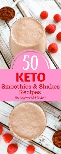 50 Best Low-Carb Smoothies and Shakes to lose weight faster | Home Remedy Nation #LowCarb #Keto #Shakes #Smoothies #HealthyRecipe