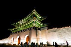Gyeongbokgung-경복공 A must visit place when you visit Korea...