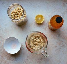 Basic Cashew Sour Cream