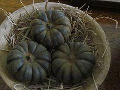 Beeswax Squash Pumpkins
