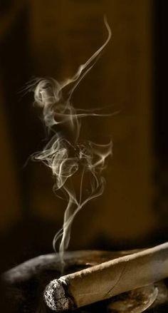 smoky figure
