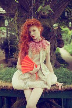 Redhead Beauties : Photo