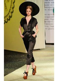 Runway: Ulyana Sergeenko Couture Spring 2013 Photos   W Magazine