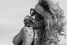 Elisabeth Marxs in sunglasses #sunglasses #shades #fashion #streetstyle #bloggers #models #topmodels #gafas #gafasdesol #lunettesdesoleil #occhialidasole