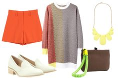1 Piece, 3 Ways: The Graphic Sweater Gets A Spring Makeover