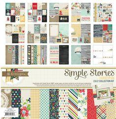 Simple Stories - Homespun Collection