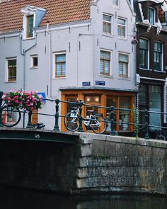 Amsterdam canals by ( Amsterdam Canals, Nikon Photography, Netherlands, Wheels, Europe, Photo And Video, Street, Videos, Places