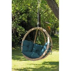 Comfy Hanging Chair.