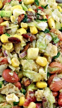 Tex-Mex Chopped Salad...