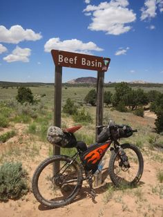 Dylan Kentch Bikepacking the CDT, Continental Divide Trail