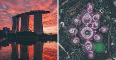 I Photograph Singapore Like You've Never Seen Before | Bored Panda