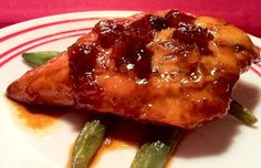 Easy Garlic Brown Sugar Chicken.. Dinner tonight.
