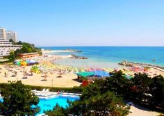 Olimp is at a distance of 7 km from Mangalia though extremely close to Neptun.  It is in fact so close to it that could actually seem that Neptun and Olimp together form just one resort.  This very small seaside resort attracts many visitors during the summer.