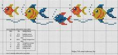 Cross Stitch Sea, Cross Stitch For Kids, Cross Stitch Bookmarks, Cross Stitch Animals, Loom Beading, Beading Patterns, Embroidery Patterns, Knitting Patterns, Cross Stitch Designs