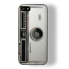 Vintage Camera iPhone 5 Case $22