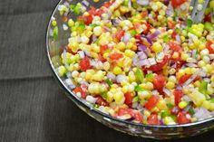 Chiptole Corn Salsa Recipe | How to Make Corn Salsa