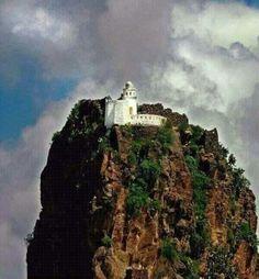 Haraz Mountain Mosque, Yemen