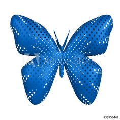 A blue butterfly isolated on white background - Buy this stock illustration and explore similar illustrations at Adobe Stock | Adobe Stock Blue Butterfly, Adobe, Illustrations, Stock Photos, Explore, Amazing Things, Stuff To Buy, Image, Illustration