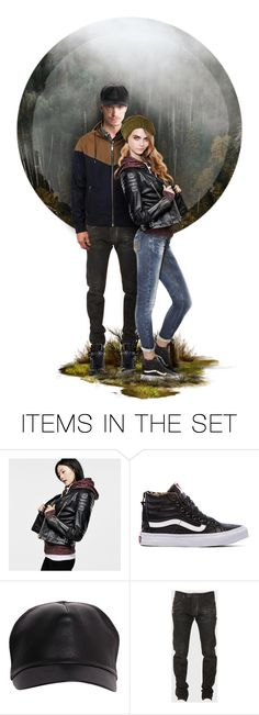 """""""You were a silhouette, a shivering shadow in the mingled ash and snow"""" by vampirkaninchen ❤ liked on Polyvore featuring art"""