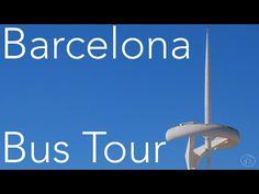 Barcelona Bus Turístic Tour - (Stabilised GoPro Hero 4 Silver) - YouTube