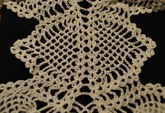 DIY Crochet Lace Short Free Pattern | www.FabArtDIY.com - Part 2