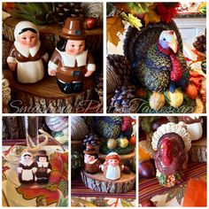 This weeks table is decorated for a Thanksgiving feast. Thanksgiving 2016, Thanksgiving Traditions, Tablescapes, Gingerbread, Plates, Traditional, Food, Decor, Licence Plates