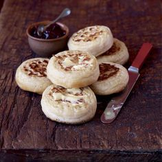 Crumpets recipe, 'Bread' by Paul Hollywood