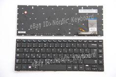 HU Backlit Hungarian Keyboard for Samsung 370R4E 370R4V 450R4E NP530U4E NP540U4E