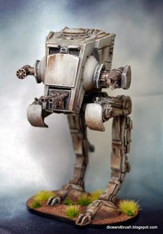 I'm currently painting up as much models as I can for our ongoing Imperial Assault campaign (love the game btw), one of the first models I ...
