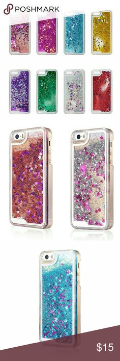 • IPHONE 7 Water Case • Glitter Star Water Cases for iPhone 7. New Without Tags (NWOT). RETAIL product from my business store. Not branded only for exposure. Available in 4 different colors : Light Pink, Dark Pink, Blue & Silver!  $15 EACH!!!  Interested in phone accessories? Ask me for any phones!!!  ◾Price Firm◾ Michael Kors Accessories Phone Cases