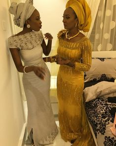 Look Out Of The World In These Classy And Trendy Aso Ebi Styles - Wedding Digest Naija