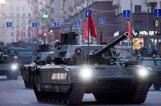 Russian Armata tank 'is 20 years ahead of anything in the West' | Daily Mail Online