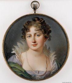 Portrait of a lady by Giivanni Bossi