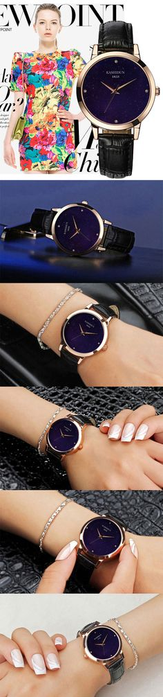 KASHIDUN Women's Casual Analog Watches Wrist Watch Luxury Dress Watches Diamonds Alloy Case Leather Strap Relogio Feminino , https://myalphastore.com/products/kashidun-womens-casual-analog-watches-wrist-watch-luxury-dress-watches-diamonds-alloy-case-leather-strap-relogio-feminino/,