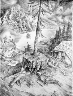 13 Donskoi Beautiful British Columbia Drawing by Alexander Donskoi $22,400 Width (cm): 56, Height (cm): 76 Unique original drawing pencil on paper Weight:10 kg Dimensions: 10 x 56 x 76 cm By Type : Buy, Print, Rent Materials Used: pencil on paper Painting Color: Black Year : 2014 Country : Canada  Buy / Rent Original International Arts Online - Art Smiley https://artsmiley.com/product/beautiful-british-columbia/ #art #artists #originalart #originalartworks #paintings #drawings #abstractart…